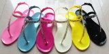 Dame Jelly Shantou PVC Women Sandelhout