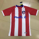 Camisola 2017-2018 do futebol de Atletico Madrid