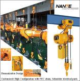 Élévateur à chaînes électrique/élévateur à chaînes manuel