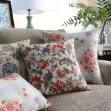 Imprimir 45X45cm Square Plycotton Decorative Pillows on Couch
