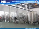 Очищение минеральной вода и обрабатывая машина