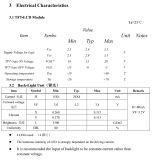 """2.4 """" étalage de TFT LCD de 240*320 Spi 4wire, IC : Ili9341V, Spi 16pin pour la position, sonnette, médicale, véhicules"""