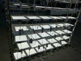 Alumínio PMMA CRI>90 36W 625X625 nenhuns painéis do diodo emissor de luz da cintilação