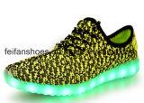 O diodo emissor de luz instantâneo das crianças as mais atrasadas do OEM calç as sapatas do esporte (FFLS0208-02)