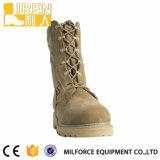 Qualitäts-Veloursleder-Leder-Militärarmee-Wüsten-Aufladungen