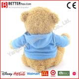 Jouet d'ours bourré par animal mol de peluche de jouet d'ours de nounours de promotion pour des gosses