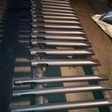 Outil hydraulique de démolition de burin de rupteur pour la construction