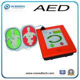 Defibrillator esterno automatico portatile dell'VEA con la funzione di trasferimento di dati