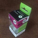 Печатание любимчика пластичной коробки светильника изготовления коробка изготовленный на заказ СИД пластичная