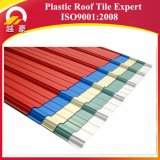 Farbe, die Asapvc Dach-Fliese mit 30 Jahren Garantie-dauert