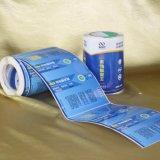 방수 비닐 스티커 레이블을 인쇄하는 관례