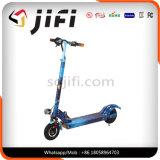 Foldable 2つの車輪電気ブラシレスモーター移動性のフィートのスクーター