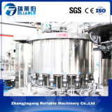 Linha de engarrafamento das bebidas do suco de fruta do animal de estimação/custo de máquina automáticos enchimento do sumo de laranja