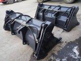 Lonkingの構築機械1.6トンの販売のための小さい小型車輪のローダー
