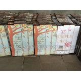 ヨーロッパ様式の新型の木製の印、卸し売り木製のクラフトの印
