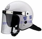 헬멧 또는 반대로 난동 헬멧이 안전 난동 통제 헬멧 경찰에 의하여 폭동을 일으킨다