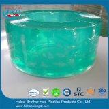 De goedkope Antistatische Groene Vlotte Broodjes van de Deur van het Gordijn van de Strook van pvc Plastic Vinyl
