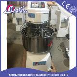 Máquina comercial do misturador de massa de pão da pizza do bolo da espiral do carrinho da padaria