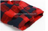 Chemise du `S de deux de couleur d'acétate femmes de fibre