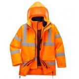 Vêtements ignifuges de sûreté