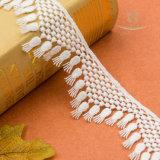 Merletto netto francese L40152 della nuova di arrivo di Tulle del merletto pietra africana del tessuto