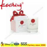 Kundenspezifisches Firmenzeichen-Drucken-China-Hersteller-Cup-Papierkasten mit Kappen-faltender Drucken-bunter Pappe