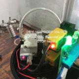 25.4mm 스테인리스 통제 헤드 SMC 솔레노이드 벨브를 가진 위생 Mixproof 벨브