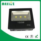Indicatore luminoso di inondazione esterno della PANNOCCHIA LED del Ce IP65 50W 100W 200W