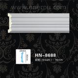 Карниз PU уравновешивания окна внешней двери сверстницы полиуретана отливая Hn-8688 в форму