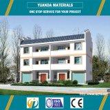 Marco material de acero del espacio de estructura de acero del palmo grande con el panel concreto ligero