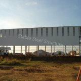 Costruzione d'acciaio meccanica prefabbricata con il certificato dello SGS