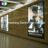 """cadre de tableau 27 """" X40 """" magnétique pour l'étalage de publicité par affichage de film"""