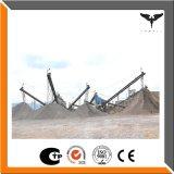 大きい石切り場の砕石機のプラント容量450t/H (工場提供)の大きい石造りの生産ライン