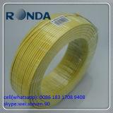 Fio de ligação isolado PVC de HAR 300/500V H05V-R