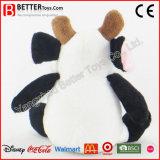 Weiche nette Plüsch-Spielzeug-angefülltes Tier-Kuh