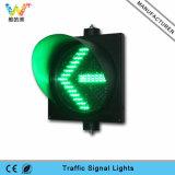 Indicatore luminoso verde del segnale stradale di luminosità dell'indicatore luminoso 300mm della freccia