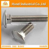 Beste Voorraad 316 van de Prijs DIN603 de Vierkante HoofdBout van het Roestvrij staal