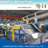 Machine de réutilisation en plastique de rebut/film de PE/PP réutilisant la machine à laver