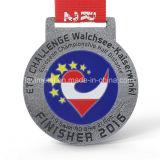 Medaglia europea su ordinazione di sport di sfida di distanza di Falf di campionato