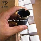 """[تد-100] فائقة رقيق قطعة حجارة ماس لب [دريلّ بيت] (غاز 1/2 """")"""