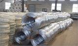 Alambre de acero galvanizado alto carbón del resorte