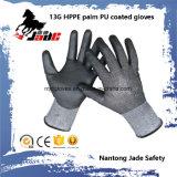 13G de Zwarte van Hppe sneed Bestand Handschoen