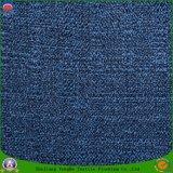 Tissu imperméable à l'eau d'enduit d'arrêt total de franc de polyester de tissu tissé par textile à la maison pour le rideau en guichet