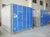 Dispositivo de aquecimento modular de eficiência elevada para a oficina da fabricação de papel