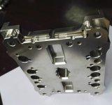 Pièce usinée par commande numérique par ordinateur de prototype de Telecomunications d'acier inoxydable