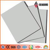 Ideabond Nano zusammengesetztes Aluminiumpanel der Oberflächen-PE/PVDF für Innenverbrauch
