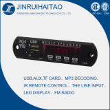 Decodificador MP3 para amplificador com alto-falante Bluetooth
