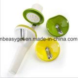 강선전도 소형 Spiralizer 식물성 저미는 기계, 녹색 Esg10203