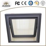 Ventana colgada superior de aluminio modificada para requisitos particulares fabricación de China
