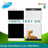 LCD für Huawei P8 Lite LCD Bildschirm-Abwechslungs-Montage LCD-Bildschirmanzeige-Screen-Digital- wandlergold